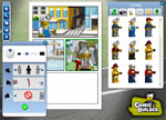 City Comic Builder