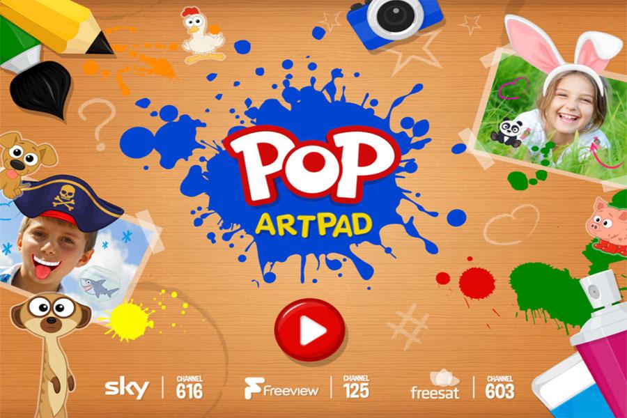 Gamekidgame.com Artpad Game
