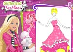 Barbie Games :: Glitterized Fashions