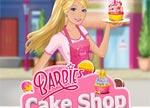 Barbie Games :: Barbie Cake Shop
