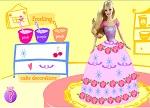Barbie Games :: Cake Decorating