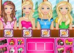 Barbie Candy Shop