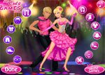 Barbie Dance Party