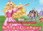Barbie Hidden Numbers