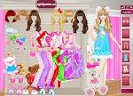 Barbie Games :: Pajama Party