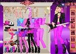 Barbie Games :: Rock Princess Dress Up