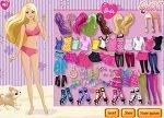 Dress Up Games :: Barbie Roller Skates