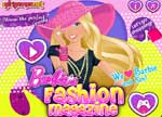 Barbie Games :: Barbie's Fashion Magazine