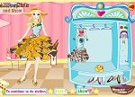 Dress Up Games :: Design Barbie Dress