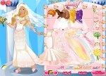 Dress Up Games :: Barbie Fall Wedding