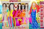 Barbie Games :: Barbie Persian Princess