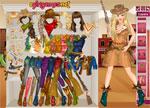 Barbie Games :: Barbie Western Dress Up