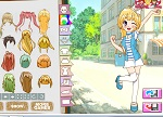 Anime School Uniforms 2 Dress Up Games