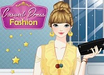 Dress Up Games :: Casual Dress Fashion