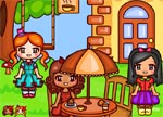 Coffee Cafe Dress Up Games