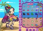 Dress Up Games :: Shopkins Shoppies Coralee