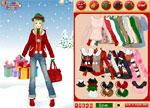 Cozy Christmas Fashion