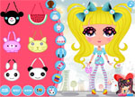 Cutie Pops Girls Dress Up Games