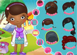 Dottie McStuffins Dress Up Games