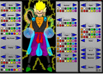 Dragonball Z Creator Dress Up Games