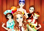 Dress Up Games :: Dress Collocation Division