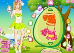 Dress Up Games :: Easter Girl Dressup