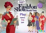 Dress Up Games :: Jojo's Fashion Show