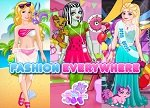 Dress Up Games :: Fashion Everywhere