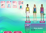 Dress Up Games :: Fashion Solitaire 2