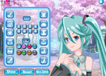 Hatsune Miku Dress Up Games