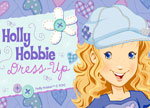 Holly Dress Up Games