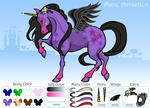 Horse Dress Up Game