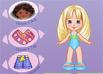 Kids Fashion Dress Up Games
