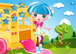 Dress Up Games :: Little Lea Loopsy