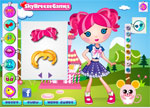 Loopsy Land Dolls Dress Up Games