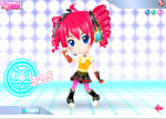Miku Hatsune Dress Up Games