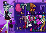 Dress Up Games :: Monster High Party