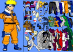 Naruto Dress Up Game