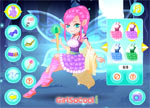 New Fairy Dress Up Games