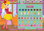 Pin Up Princess Dress Up Games