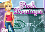 Dress Up Games :: Posh Boutique