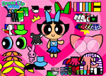 Powerpuff Dress Up Games
