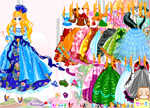 Princess Gown Dress Up Games
