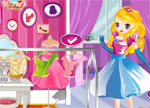 Princess Makeover Dress Up Games