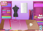 Dress Up Games :: Prom Dress Design