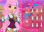 Dress Up Games :: Regal Academy Rapunzel