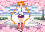Dress Up Games :: Sailor Fuku
