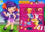 School Uniform Dress Up Games
