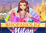 Dress Up Games :: Shopaholic Milan