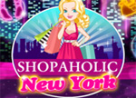 Shopaholic New York Dress Up Games